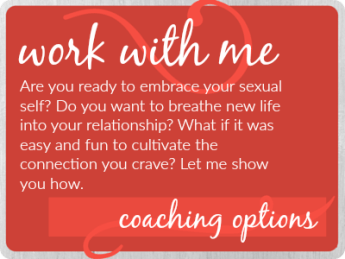 Is your marriage struggling? Do you never want sex anymore? Are you fighting more than you're laughing? Work with sex and relationship coach, Dawn Serra, to strengthen your relationship and take sex to the next level.