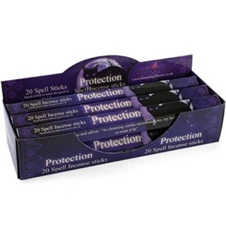 2 Packs Of Protection Incense by lisa parker