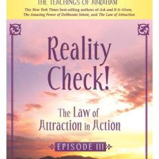 THE LAW OF ATTRACTION IN ACTION EPISODE III BY ESTHER AND JERRY HICKS DVD