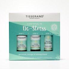 Tisserand Three Step Ritual To De-Stress by Tisserand Aromatherapy