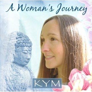 A Woman's Journey -Kym Paradise Music CD