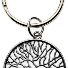 Keyring Tree Of Life In Circle