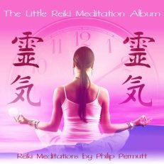 The Little Reiki Meditation Album – New Age CD