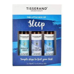 Tisserand The Little Box of Sleep Rollerball Kit by Tisserand Aromatherapy