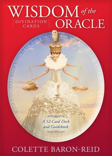 Wisdom of the Oracle Divination Cards : Ask and Know