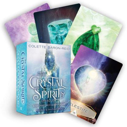 The Crystal Spirits Oracle: A 58-Card Deck