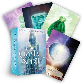 The Crystal Spirits Oracle: A 58-Card Deck