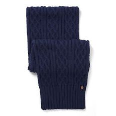Blue Craghoppers Adults Unisex Dolan Knit Scarf
