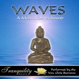 waves a meditation in sound Audio CD