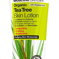 DR ORGANIC Tea Tree Lotion