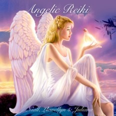 Angelic Reiki Paradise Music Relaxation CD