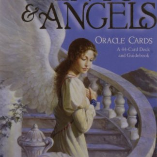 Saints and Angels Oracle cards by DOREEN VIRTUE 44 Cards & Guidebook