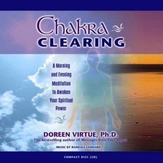 Chakra Clearing Meditation Cd