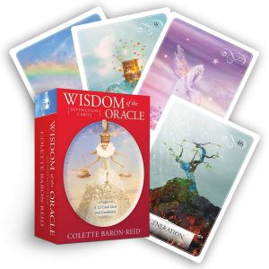 Wisdom of the Oracle Divination Cards: Ask and Know Cards – 29 Sept. 2015 by Colette Baron-Reid (Author)