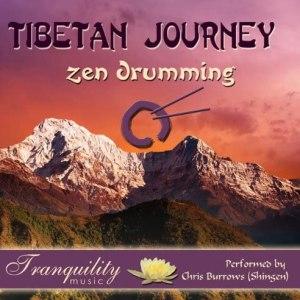 Tibetan Journey - Zen Drumming