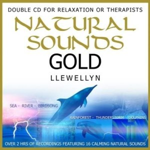 CD: NATURAL SOUNDS GOLD BY LLEWELLYN