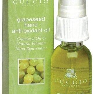 Cuccio Grapeseed Hand Anti Oxidant Oil