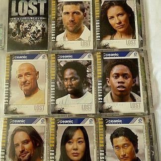 Lost | Revelations Complete Base Set | Inkworks Trading Cards