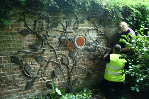 Musuem Sculpture Install8