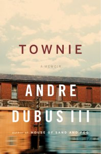 Andre Dubus III's first memoir explores his violent childhood and the refuge he found in writing.