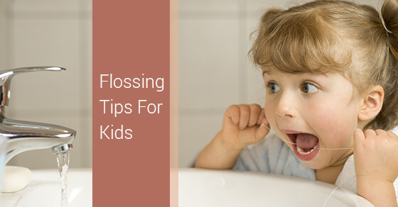 Flossing Tips For Kids