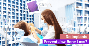 Do Implants Prevent Jaw Bone Loss?