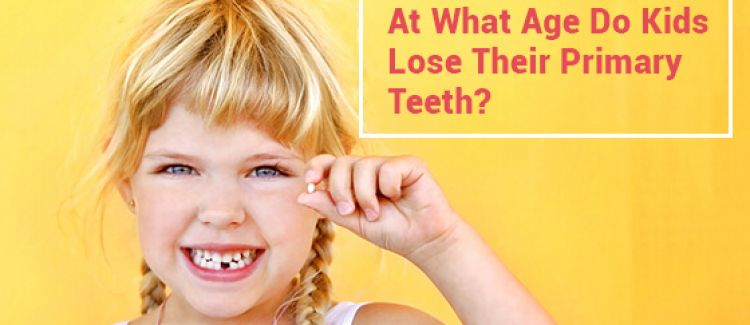 When Will Your Kids Lose Their Primary Teeth?