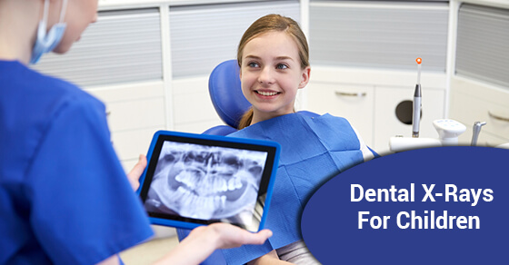 Dental X-Rays For Children