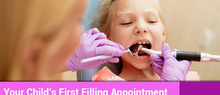 5 Tips To Help Your Child Through Their First Filling