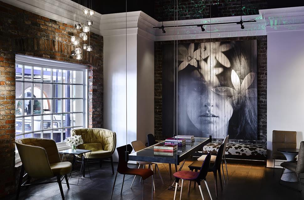 Dawson Design Associates Hospitality Interior Design
