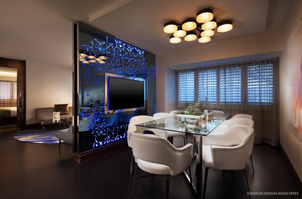 W Hotel Los Angeles West Beverly Hills Dawson Design