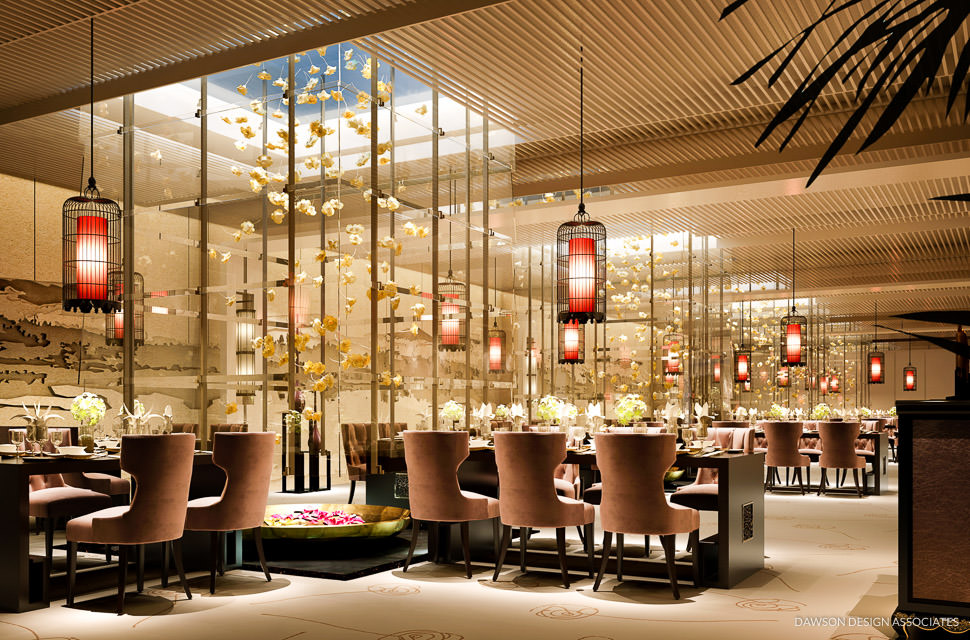 Fine Dining Restaurant Interior Design