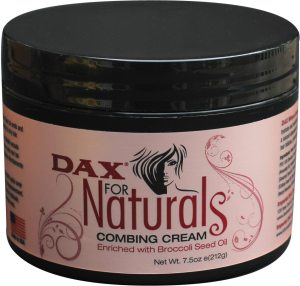 DAX For Naturals Combing Cream