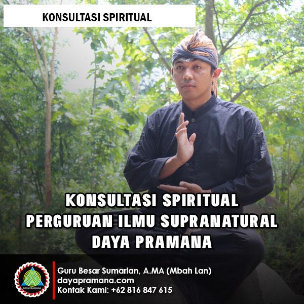 Konsultasi Spiritual - Daya Pramana