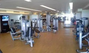 Royalton Riviera Cancun gym