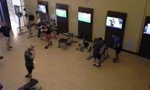 Royalton Riviera Cancun gym