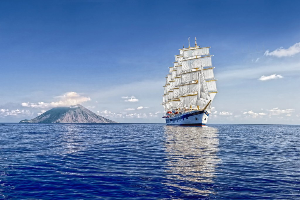 Authentic Tall Ship Sailing Adventure