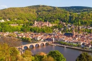 Magnificent: Heidelberg wine river cruises