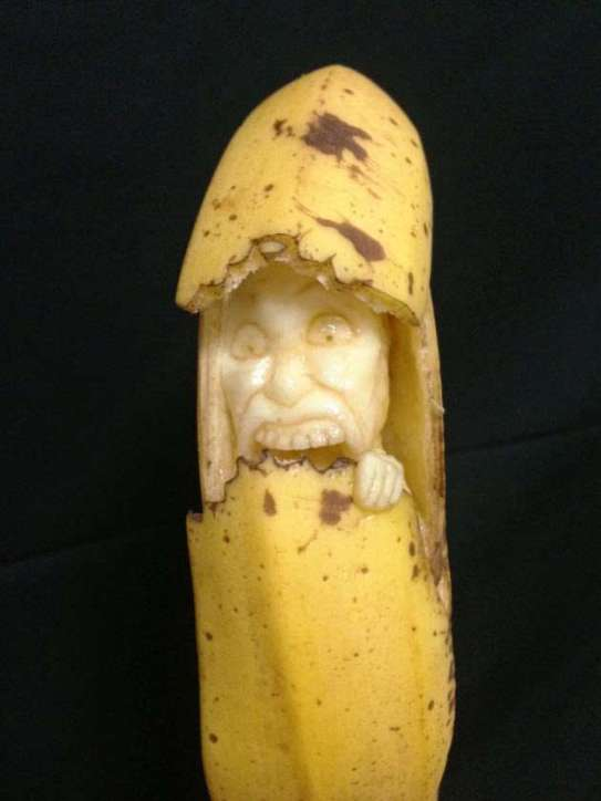 Ratted Banana