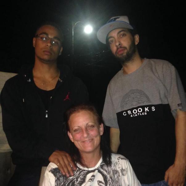 Roxanne, Jordan & Jamal