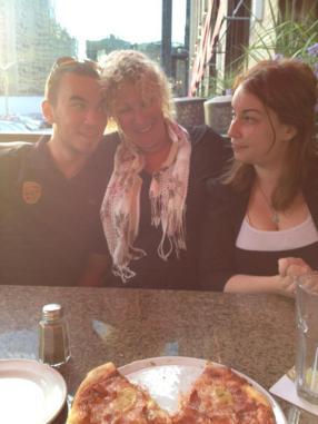 Kelly, Jess & Jake