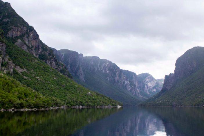 Western Brook Pond, Gros Morne National Park