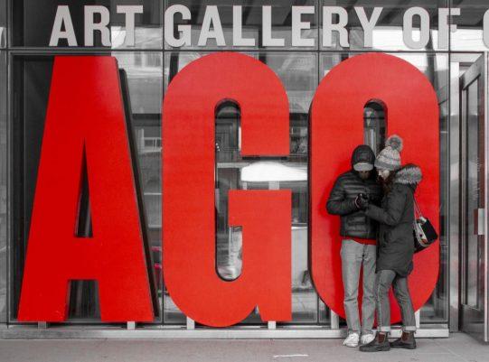 Gimme Shelter, Art Gallery of Ontario, Dundas & McCaul