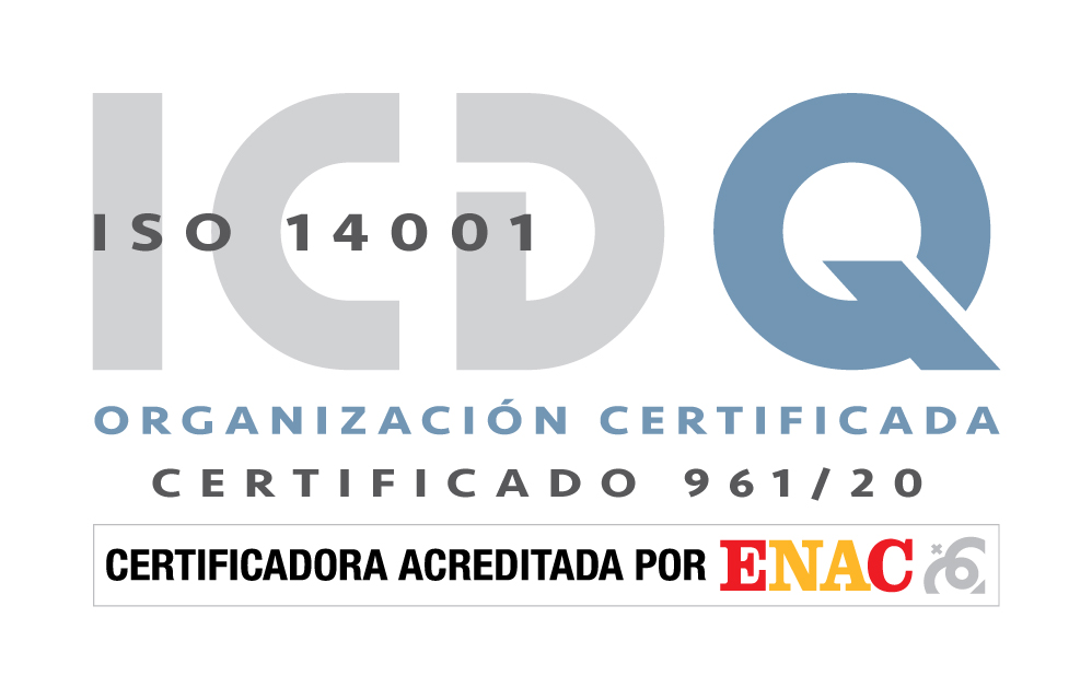 Certificado GRUPO DAYJO LOGISTICA 14001
