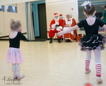 Dance Class Surprise!