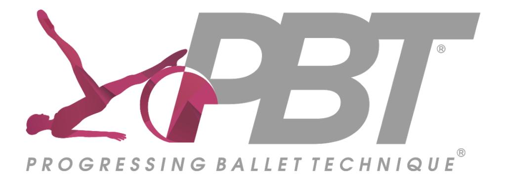 PBT - Progressing Ballet Technique (Registered Trademark)