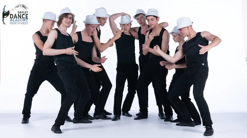 Male Dancer Tech Dance Class