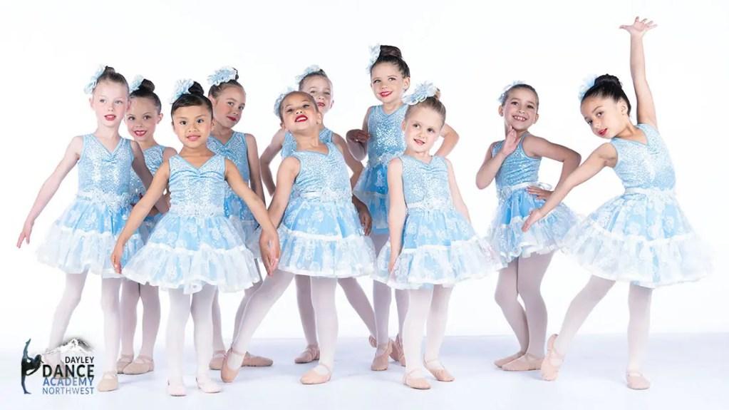 Young Dancers Ballet Rocketeers