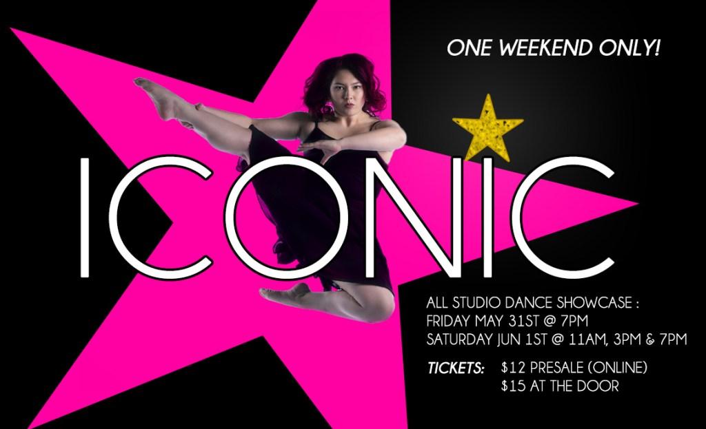 ICONIC Dance Show - All Studio Showcase - Dayley Dance Academy NW