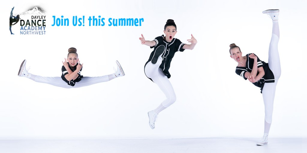 Join Us this summer, summer dance classes, camps, intensives & workshops at DDANW